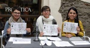 Propondrán a Comuna de Puebla programa de movilidad peatonal en CH