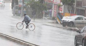 Puebla mantiene potencial de lluvias vespertinas