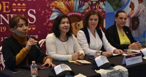 Puebla promociona Festival del Día de Muertos en Ciudad de México