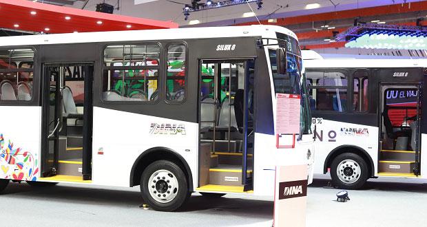 Puebla se consolida como sede de la Expo Transporte Anpact 2019