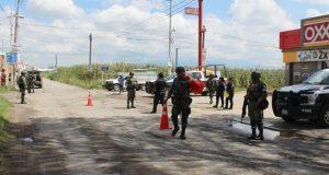 Regresa Guardia Nacional a operar en instalaciones de Cuautlancingo