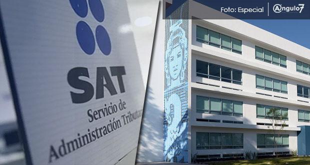 SAT-servicio-administracion-tributaria-BUAP-benemerita-universidad-autonoma-Puebla