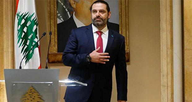 Tras dos semanas de protestas renuncia Primer Ministro de Líbano
