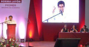 En San Martín Texmelucan se impondrá Estado de Derecho: Barbosa