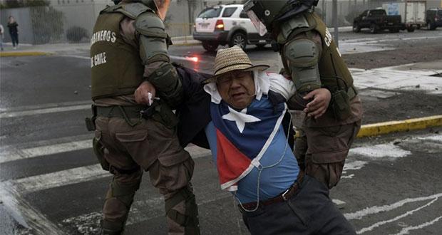 """Sebastián Piñera se declara """"en guerra"""" contra el pueblo chileno"""
