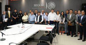 Segob federal se compromete a revisar demandas de Amotac