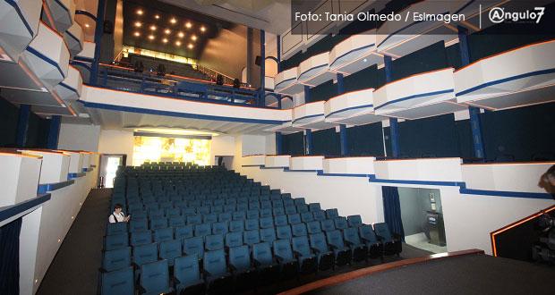 También analizan Teatro de la Ciudad como sede de informe de Claudia Rivera