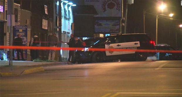 Tiroteo en bar de Kansas City deja 4 muertos; dos son mexicanos