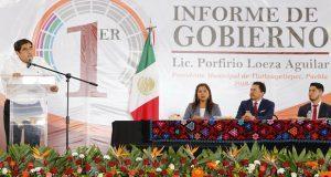 Tlatlauquitepec será una de las 32 regiones de Puebla, afirma gobernador