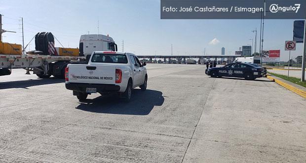 Amotac advierte que este martes habría bloqueos carreteros en Puebla