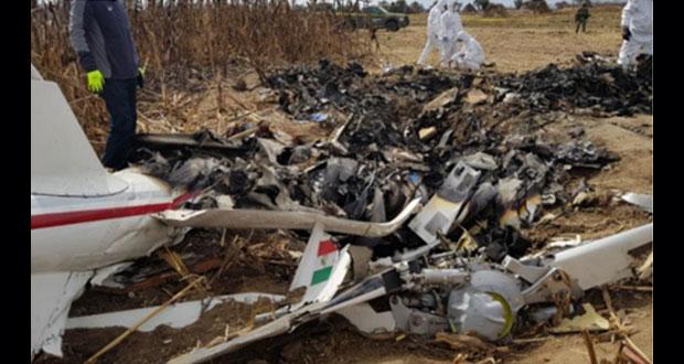 PAN daba servicio a aeronave donde murieron los Moreno Valle: Barbosa