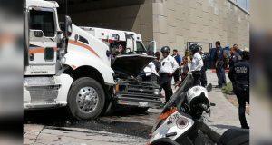 Accidente sobre Periférico y Valsequillo deja 2 mujeres muertas