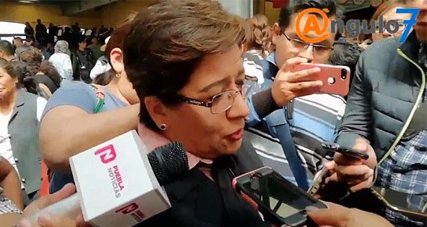 Tepexi pide a gobierno agilizar licencia colectiva de 33 policías