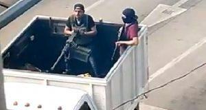 México y EU van contra tráfico de armas tras violencia en Sinaloa