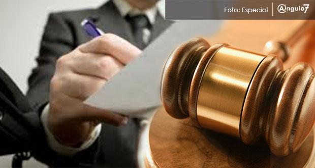 Dos de los 29 notarios investigados por gobierno de Puebla se amparan