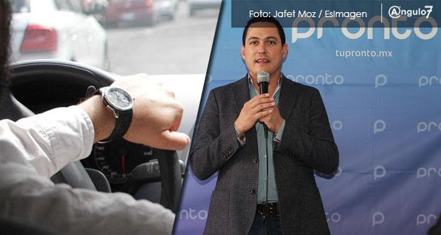 Nueva app de taxi llegará a 5 municipios; cuota a choferes, de $1000 al mes