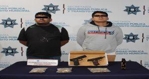 Detienen a 3 por robo a casa habitación en San Sebastián de Aparicio