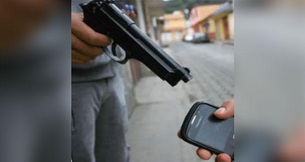 Darían hasta 12 años de cárcel y multas de 169 mp por robar celulares