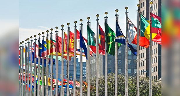 ONU celebra 74 años en busca de mantener la paz en el mundo