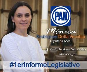 diputada Mónica Rodríguez Della Vecchia