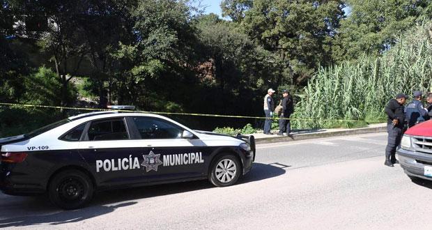 Encuentra 2 cadáveres en San José Los Cerritos y el río Atoyac