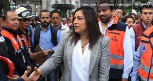 Canaco demanda a Claudia Rivera cambios en Ssptm, Segom e Infraestructura