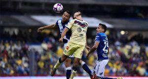 Club Puebla suma segundo revés ante América