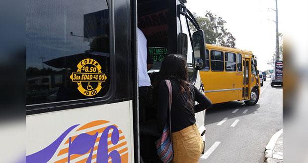 Ciudadanos convocan a formar consejo que vigile transporte público