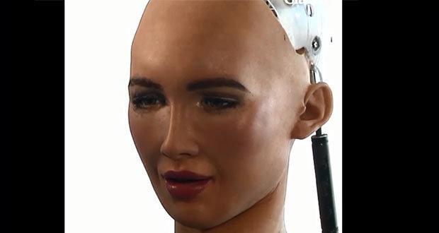 ¿Cansado de trabajar? Te dan 2 mdp por usar tu rosto en robot