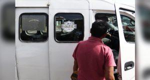 Mejorar servicio y no planear hacer paros: Biestro a transportistas