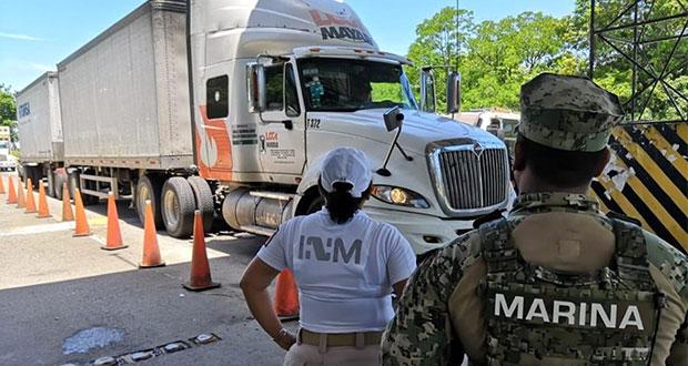 En 4 meses, van 180 detenidos por presunto tráfico de migrantes: INM