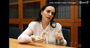 Legislar en temas de fondo social y no político, realiza Mónica Rodríguez