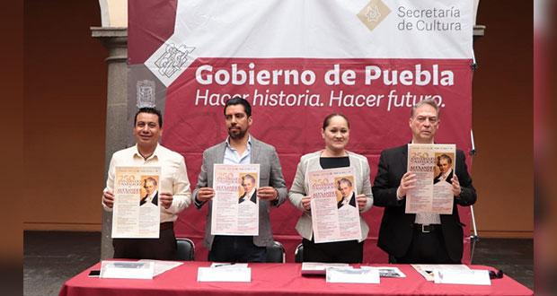 Recordará legado de explorador Humboldt con conferencias en Puebla