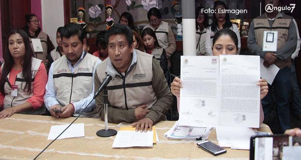 Extrabajadores acusan a Abdala de despido injustificado y favorecer a Luján