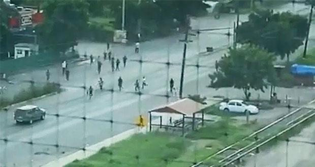 Destituyen al director del penal de Culiacán tras fuga de 55 reos