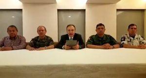 """GN localizó a hijo del """"Chapo"""" en casa de Culiacán; sicarios atacaron: Durazo"""