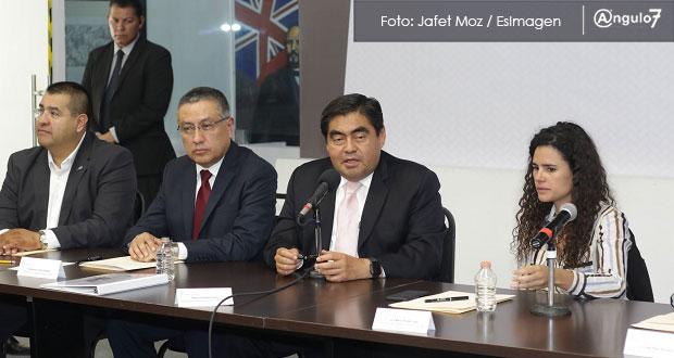 Anuncia Barbosa que reducirá de 639 a 30 los trámites para abrir empresas