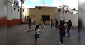 Con grupo de danza, Antorcha busca desarrollo de niños en Jolalpan