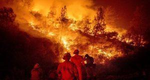 Incendios en Los Ángeles dejan a miles de personas sin casa