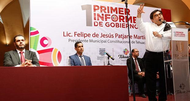 """En informe de Patjane, Barbosa afirma que ayudará a """"limpiar"""" el ayuntamiento"""