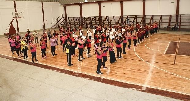 Ayuntamiento de Cuautlancingo hará Festival de Activación Física