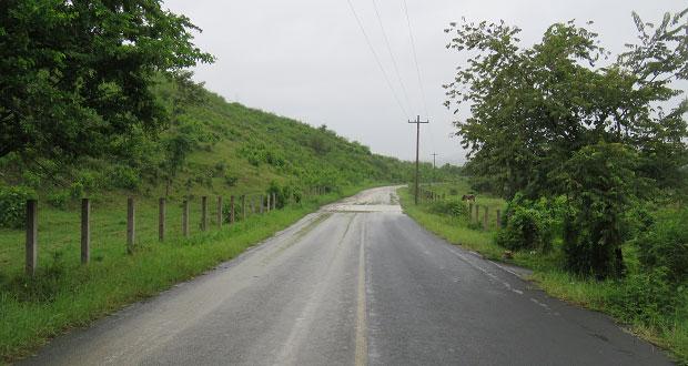 Ante lluvias, Infraestructura supervisará carreteras estatales