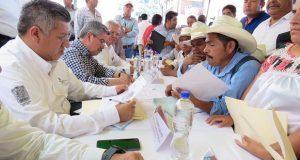 Martes Ciudadano llega a Tehuacán y Zapotitlán