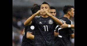 México le gana 3-1 a Panamá en la Concacaf Nations League
