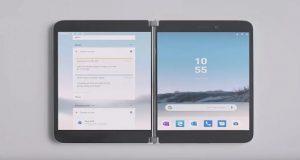 Microsoft presenta su nuevo teléfono plegable; Surface Duo