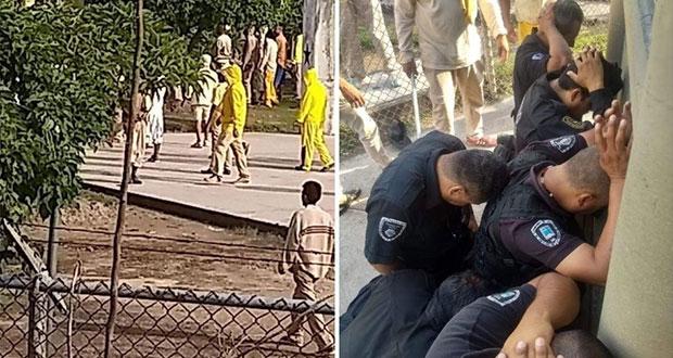 """Mueren 6 reos por """"riña"""" en penal de Morelos; uno era líder del CJNG"""