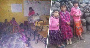Piden a AMLO ayudar a niños rarámuris que caminan 6 horas a escuela