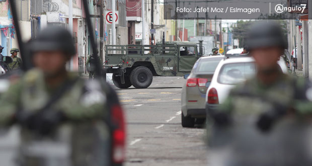 Caen 30 de banda desarticulada en mercados Morelos y Xonaca