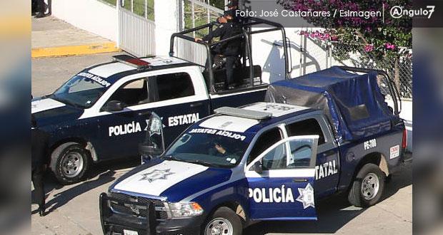 En Venustiano Carranza y Huixcolotla, SSP toma control por inseguridad