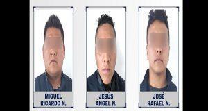 Tres policías municipales son procesados por abuso de autoridad